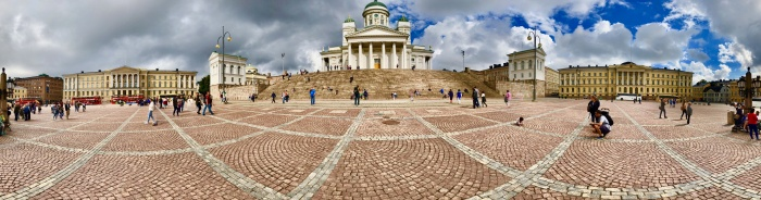 Helsinki Cathedral, Finland.